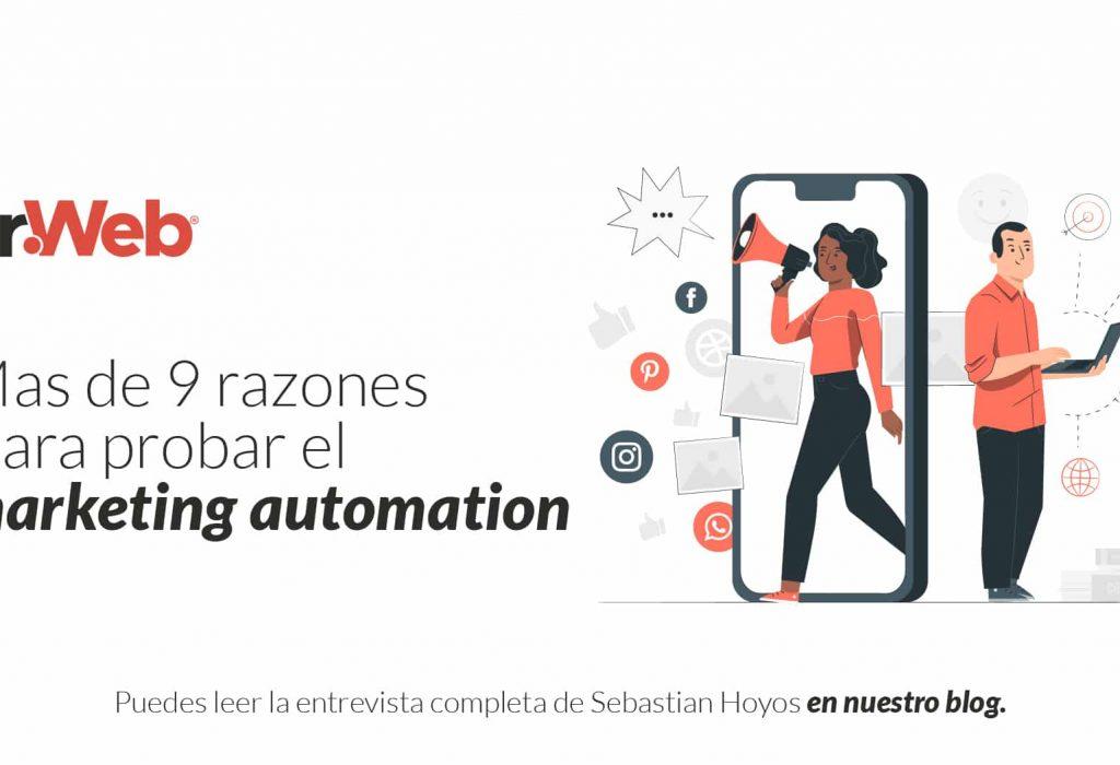 Negocios ágiles con marketing automation o automatización de marketing