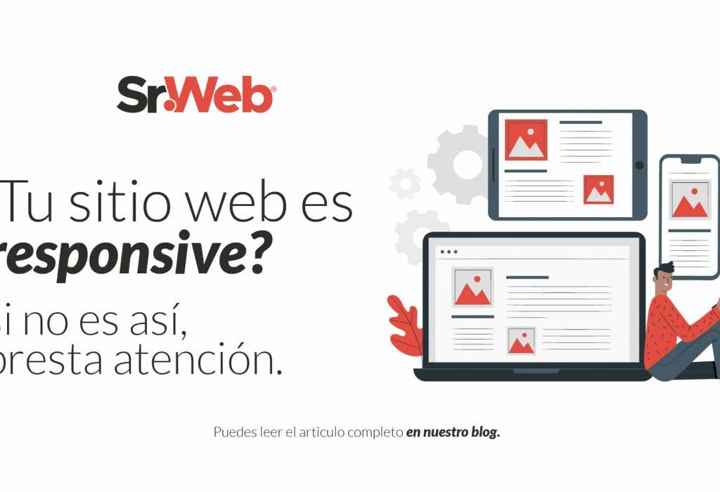 ¿Qué es el diseño web responsive o adaptable?